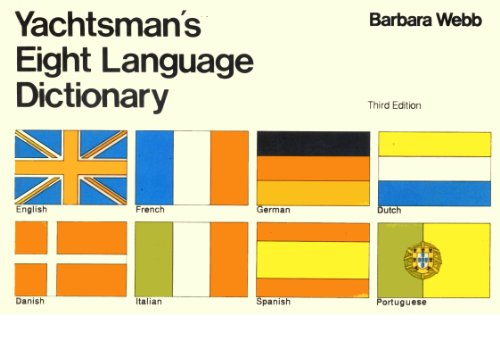 9780713634808: Yachtsman's Eight Language Dictionary