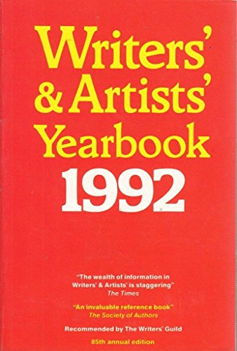 Writers' and Artists' Yearbook 1992: A & C