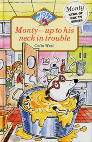 9780713634891: Monty Up to His Neck in Trouble (Jets)