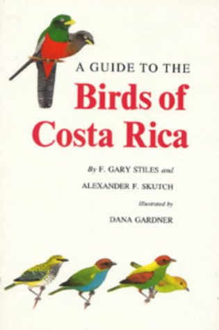 9780713635126: A Guide to the Birds of Costa Rica (Helm Field Guides)