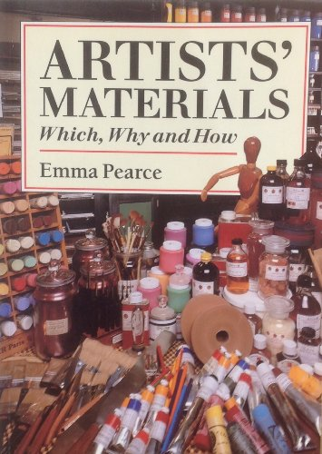 9780713635546: Artists' Materials: Which, Why and How (Draw Books)