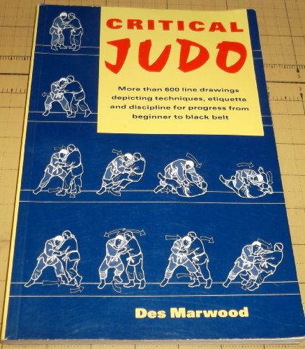 9780713636024: Critical Judo
