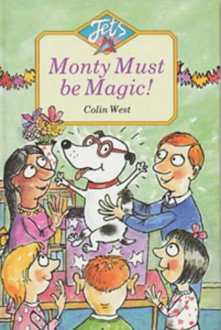 9780713636154: Monty Must be Magic! (Jets)