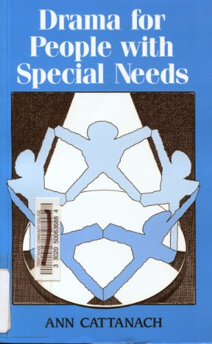 9780713636550: Drama for People with Special Needs (Teacher's books)