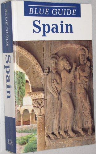 9780713637311: Spain (Blue Guides)