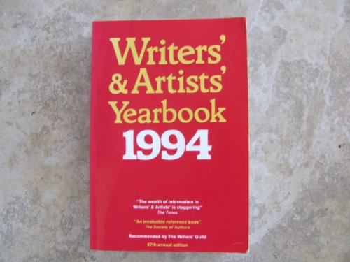 Writers and Artists Yearbook 1994: A & C