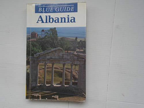 9780713637854: Albania (Blue Guides)