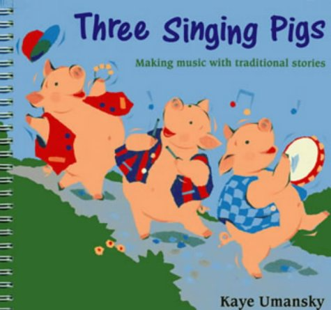 9780713638042: Three Singing Pigs: Making Music With Traditional (The Threes)