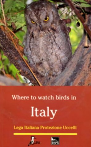 9780713638677: Where to Watch Birds in Italy
