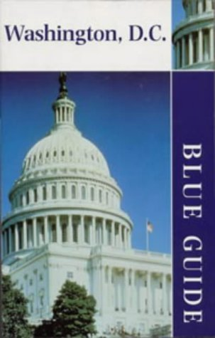 9780713638752: Washington DC (Blue Guides)