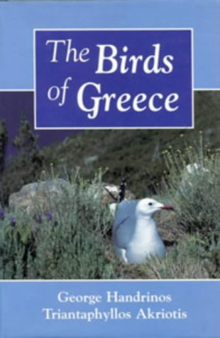 9780713639292: The Birds of Greece (Helm Field Guides)