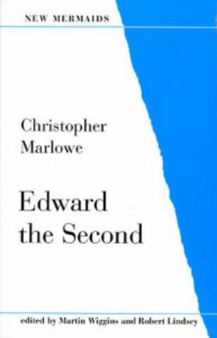 Edward II (New Mermaids): Christopher Marlowe