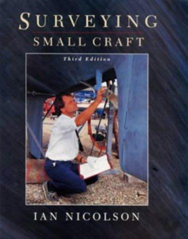 9780713639490: Surveying Small Craft