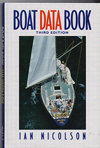 9780713639537: Boat Data Book