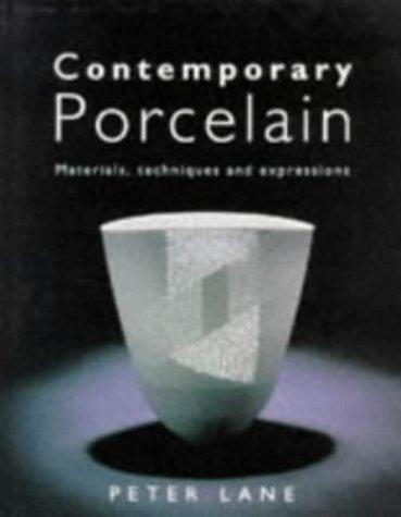 9780713639568: Contemporary Porcelain (Ceramics)