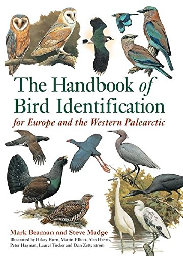 9780713639605: The Handbook of Bird Identification: For Europe and the Western Palearctic (Helm Identification Guides)