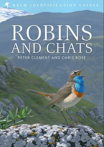 9780713639636: Robins and Chats (Helm Identification Guides)
