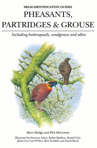 9780713639667: Pheasants, Partridges & Grouse: Including Buttonquails, Sandgrouse and Allies (Helm Identification Guides)