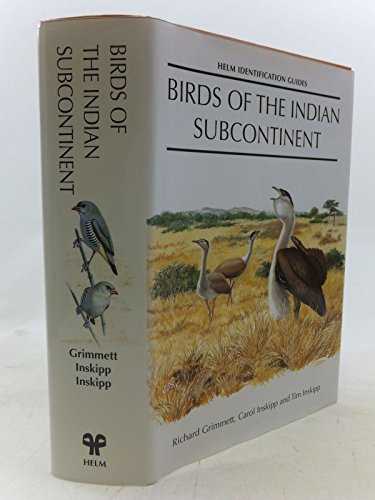 9780713640045: Birds of the Indian Subcontinent (Helm Identification Guides)