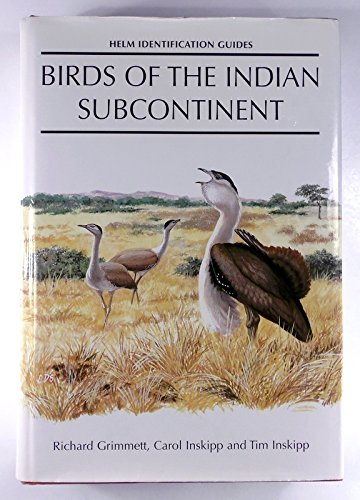9780713640045: Birds of the Indian Subcontinent