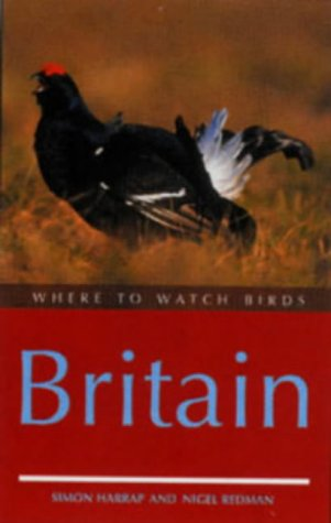 9780713641370 Where To Watch Birds In Britain