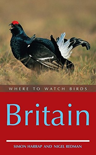 9780713641370: Where to Watch Birds in Britain