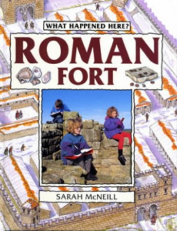 9780713641691: Roman Fort (What Happened Here)