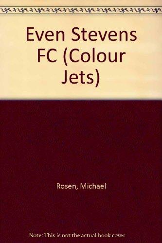 9780713641875: Even Stevens FC (Colour Jets)