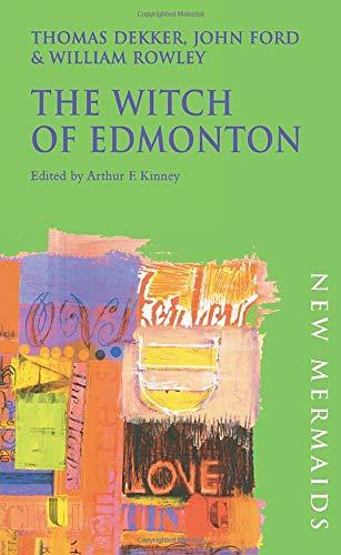 9780713642537: Witch of Edmonton