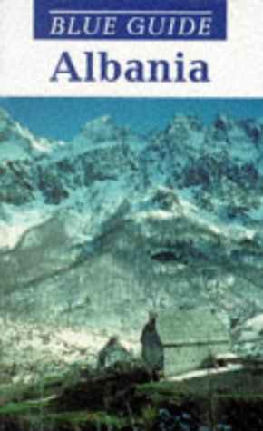 9780713642575: Albania (Blue Guides)