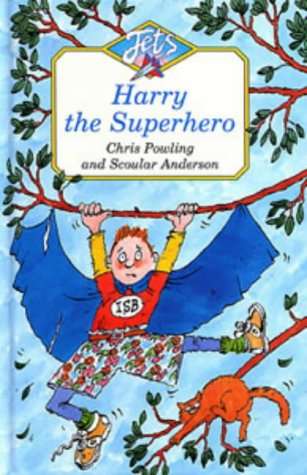 9780713642834: Harry the Superhero (Jets)