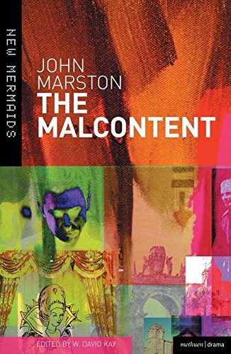 9780713642889: The Malcontent (New Mermaids)