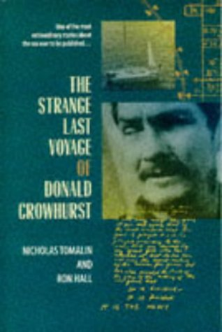 9780713643022: The Strange Last Voyage of Donald Crowhurst (Sailmate)