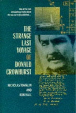 9780713643022: The Strange Last Voyage of Donald Crowhurst (Sailmate)