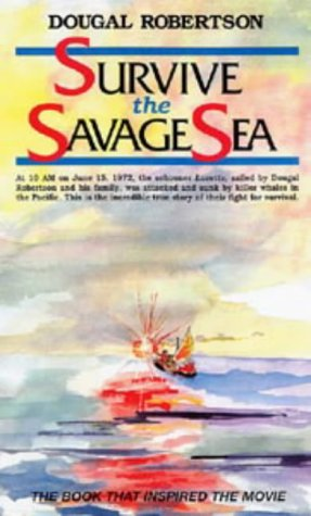 9780713643169: Survive the Savage Sea (Sheridan House)
