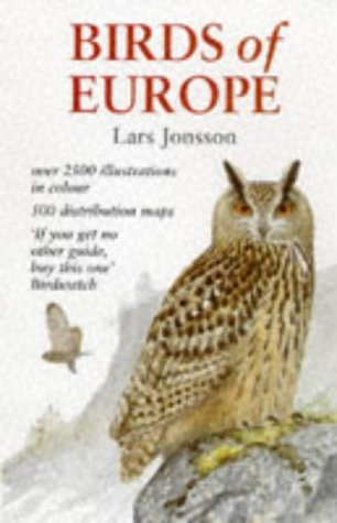 9780713644227: 'Birds of Europe, The: With North Africa and the Middle East'