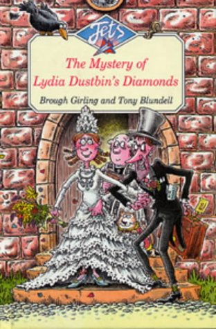 9780713644265: Mystery of Lydia Dustbin's Diamonds (Jets)