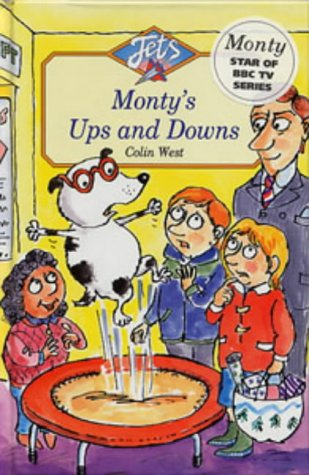 9780713644562: Monty's Ups and Downs (Jets)