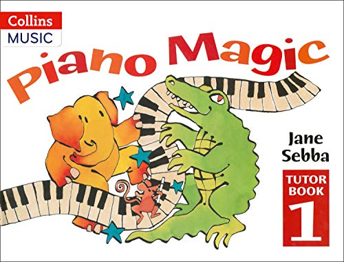 9780713645118: Piano Magic Tutor Book 1 (Bk. 1)