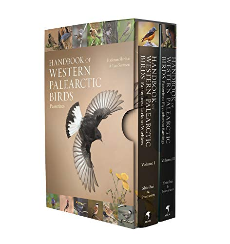9780713645712: Handbook of Western Palearctic Birds: A Photographic Guide