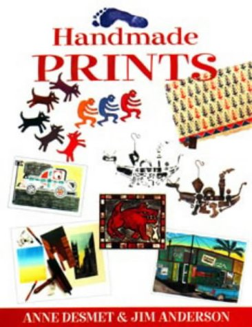 9780713646382: Handmade Prints: An Introduction to Creative Printmaking without a Press