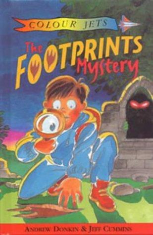 9780713646825: Footprints Mystery (Colour Jets)