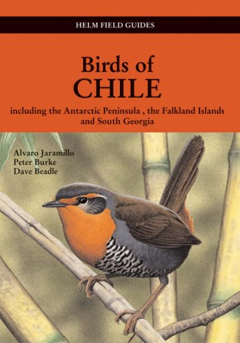 9780713646887: Birds of Chile: Including the Antarctic Peninsula, the Falkland Islands and South Georgia (Helm Field Guides)