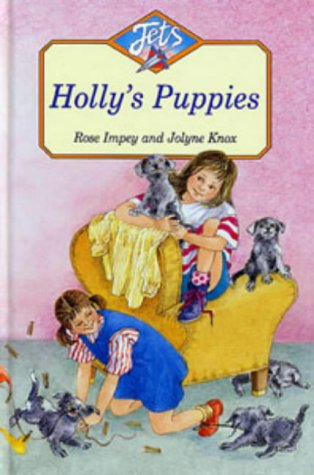 9780713647495: Holly's Puppies (Jets)
