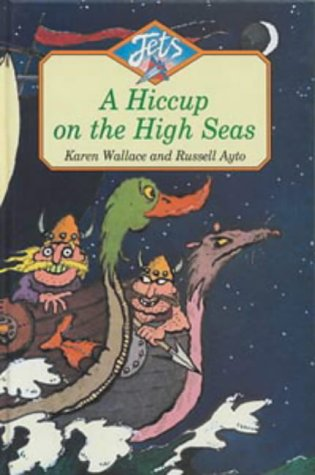 9780713647808: Hiccup on the High Seas (Jets)