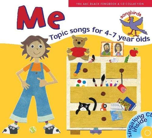 9780713648003: Me: Songs for 4-7 Year Olds (Songbirds)