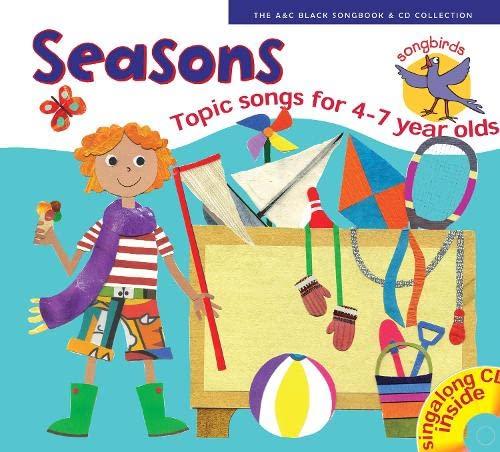 9780713648010: Seasons: Songs for 4-7 Year Olds (Songbirds)