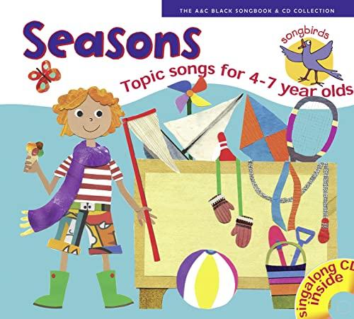 9780713648010: Songbirds: Seasons (Book + CD): Songs for 4-7 Year Olds