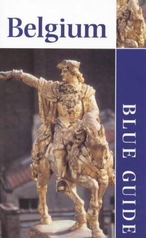 9780713648324: Belgium (Blue Guides)