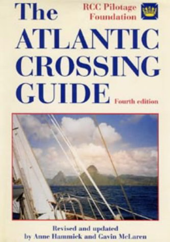 9780713648393: The Atlantic Crossing Guide